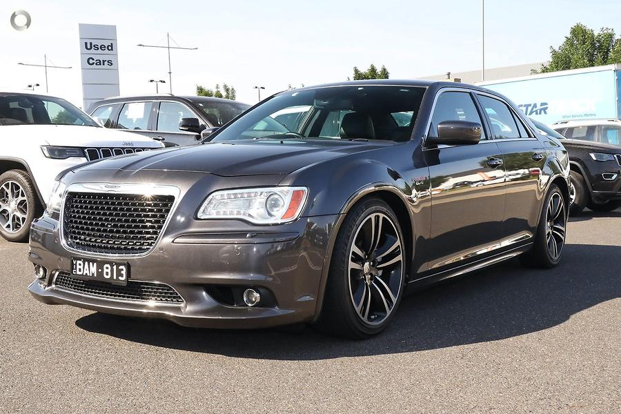 2013 Chrysler 300 SRT-8 Core LX