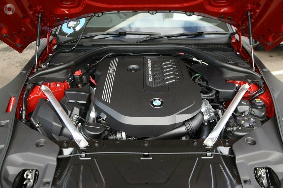 2018 BMW Z4 M40i