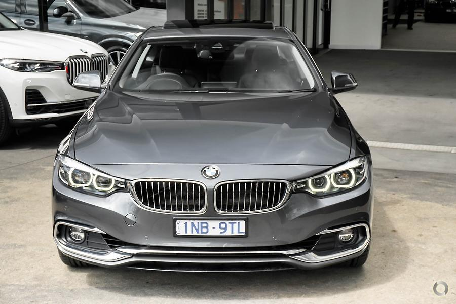 2017 BMW 430i Luxury Line
