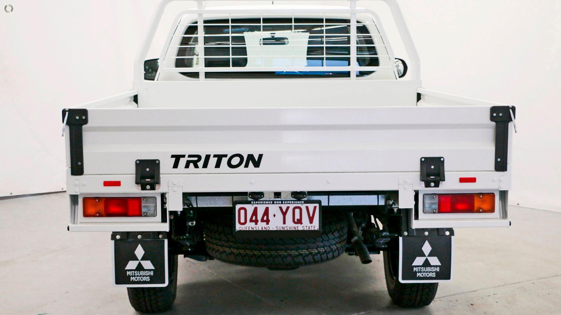 2018 Mitsubishi Triton GLX MR
