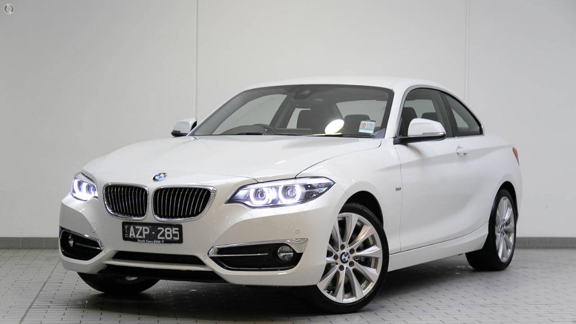 2018 BMW 230i Luxury Line