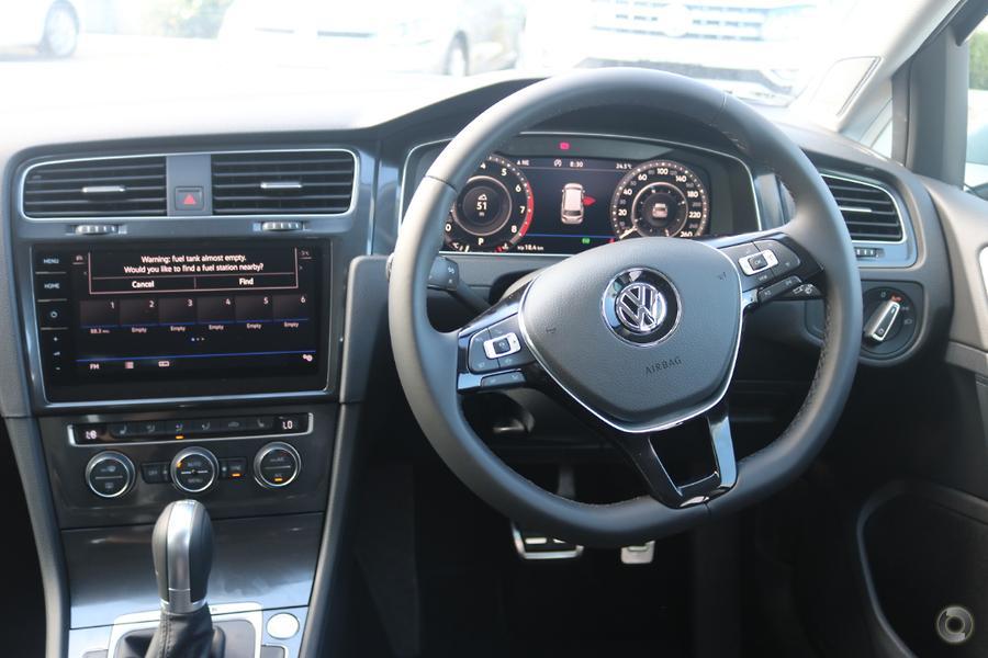 2018 Volkswagen Golf Alltrack 132TSI Premium 7.5
