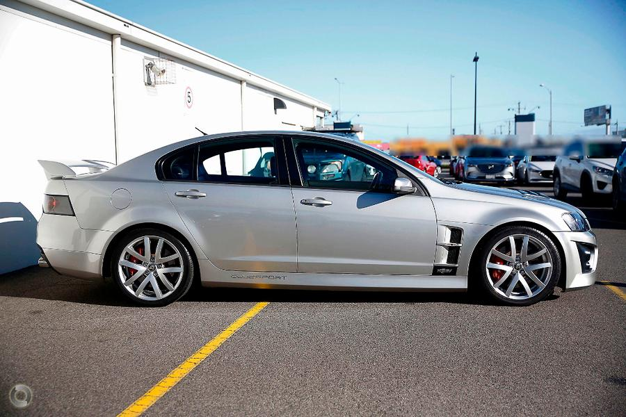 2007 Holden Special Vehicles Clubsport R8 E Series
