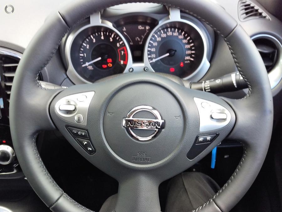2018 Nissan Juke ST F15 Series 2