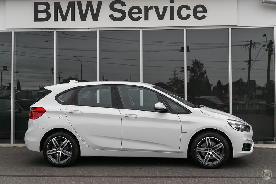 2016 BMW 218i Sport Line