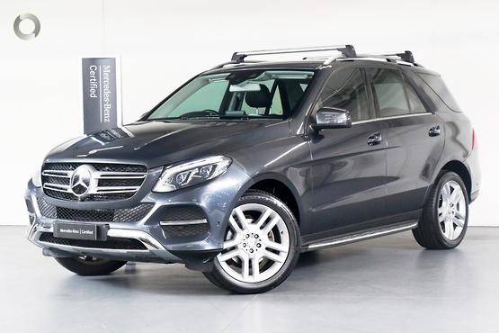 2015 Mercedes-Benz <br>GLE 350