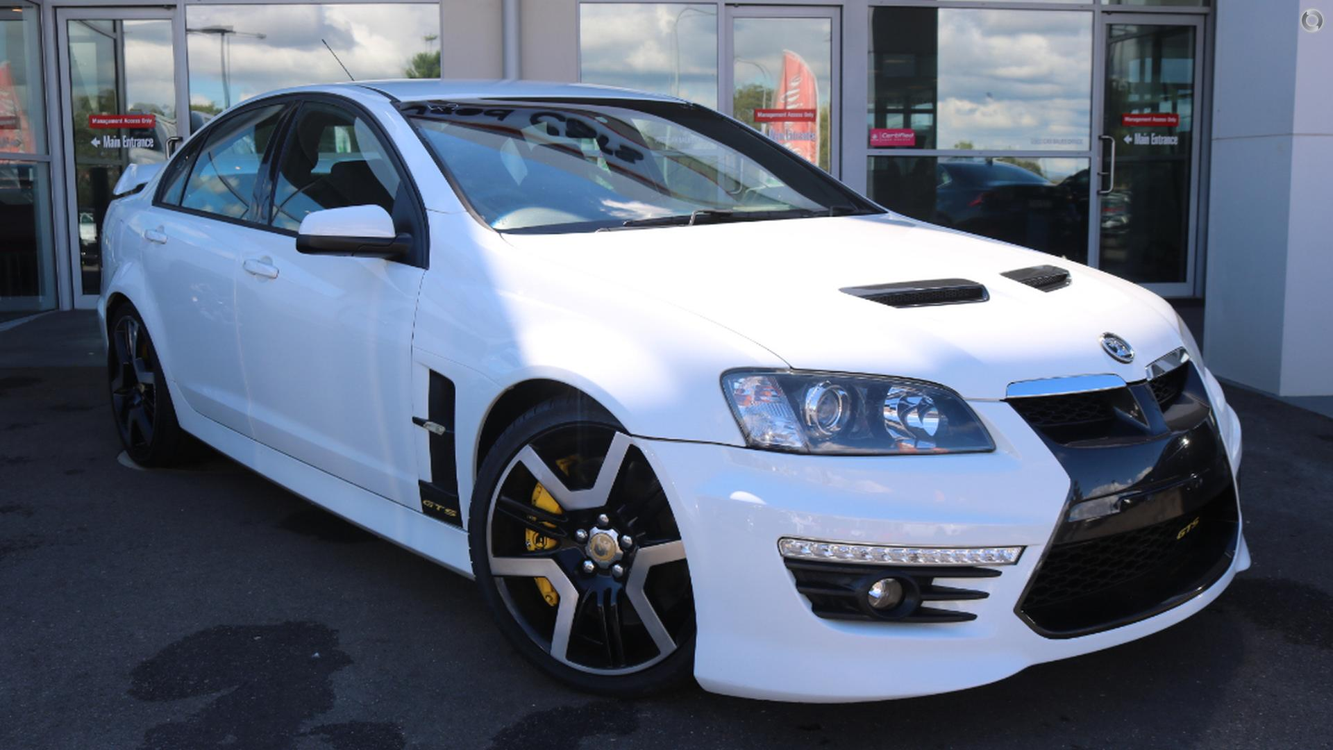 2010 Holden Special Vehicles Gts E Series 2