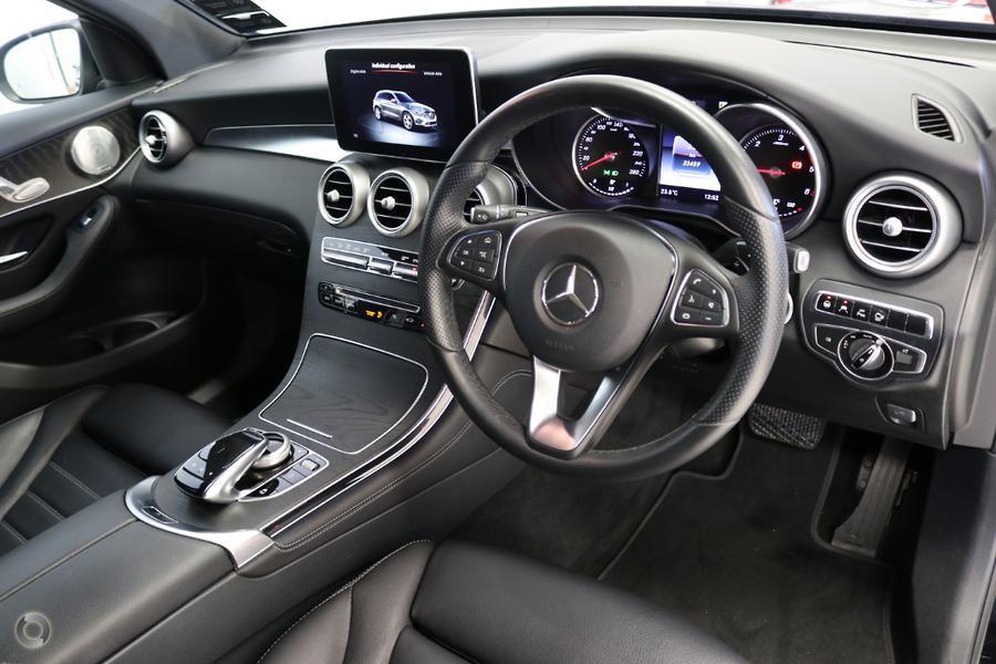 2015 Mercedes-Benz GLC 250 SUV