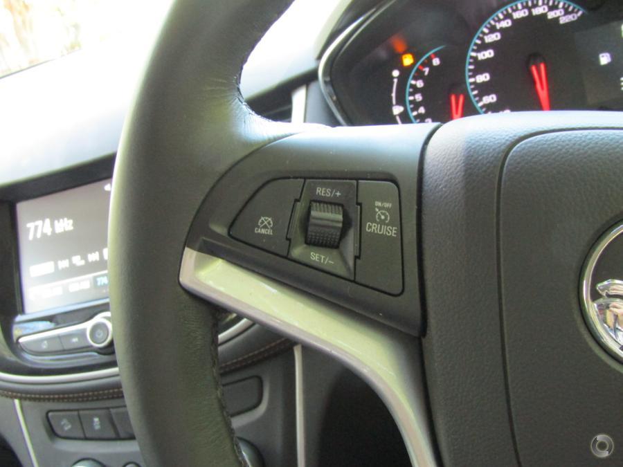 2017 Holden Trax LS TJ