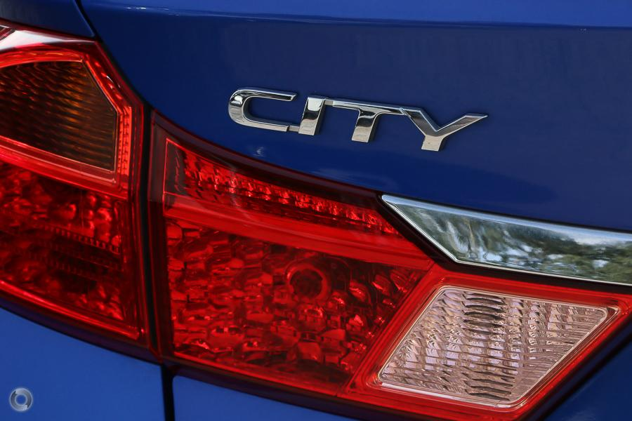 2016 Honda City VTi-L GM