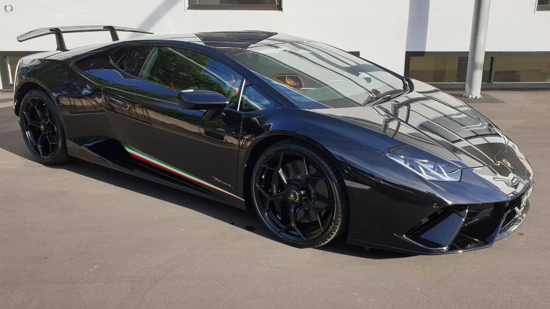 2018 Lamborghini Huracan Performante 724
