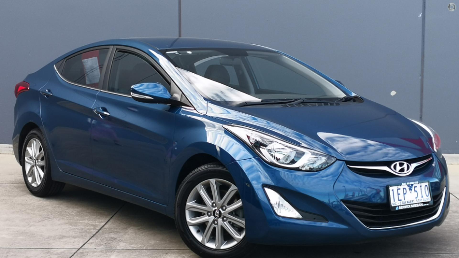 2015 Hyundai Elantra MD3