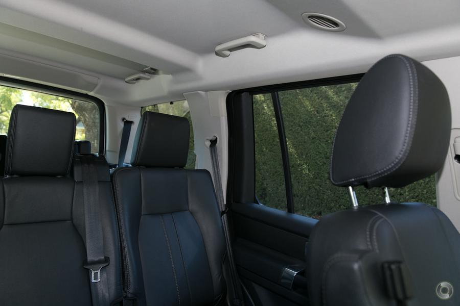 2015 Land Rover Discovery SDV6 HSE Series 4