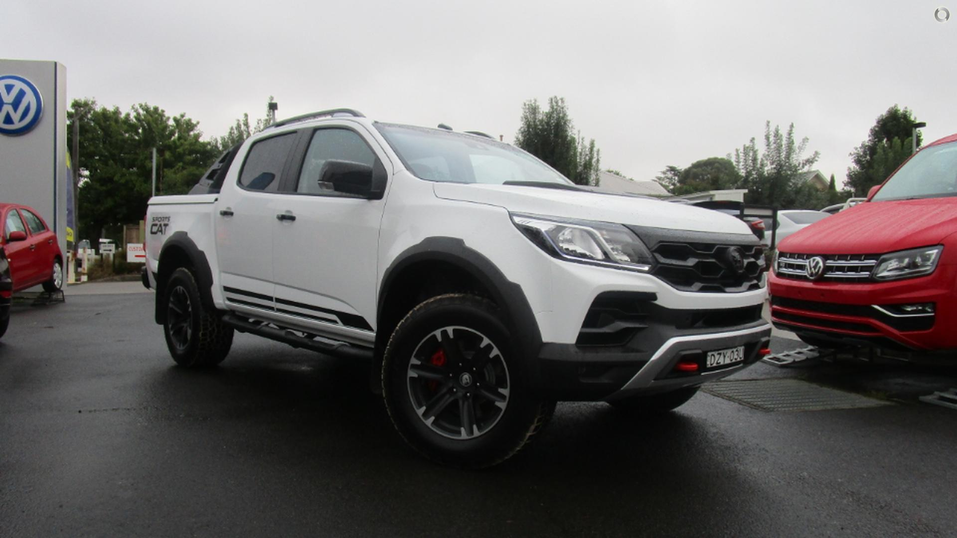 2018 Holden Special Vehicles Colorado RG