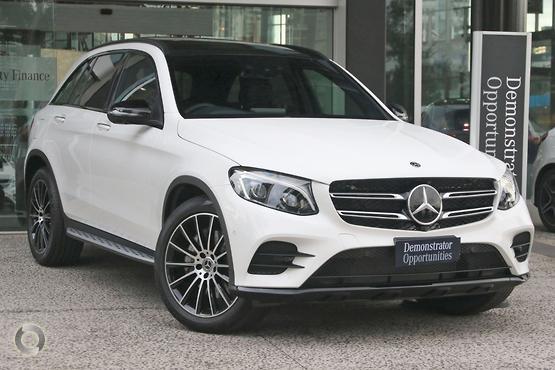 2018 Mercedes-Benz <br>GLC 250