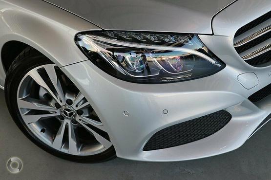 2017 Mercedes-Benz C 200 D