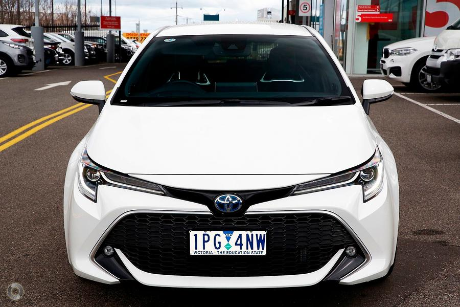 2019 Toyota Corolla ZR Hybrid ZWE211R
