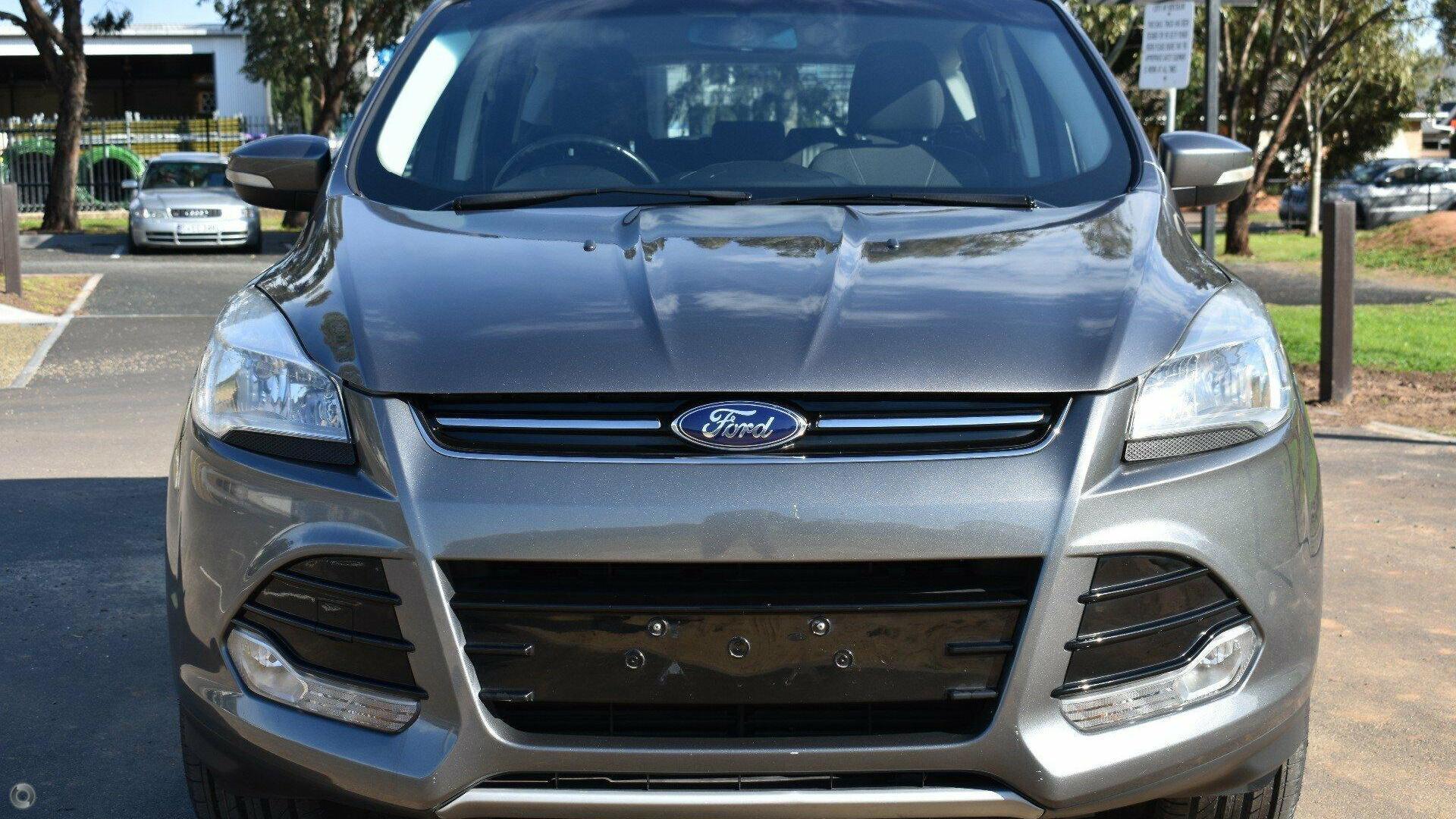 2013 Ford Kuga Ambiente TF