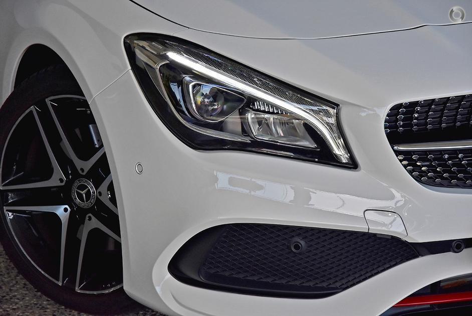 2018 Mercedes-Benz CLA 250 Shooting Brake