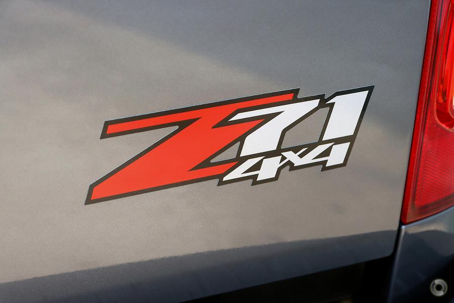 2017 Holden Colorado Z71 RG