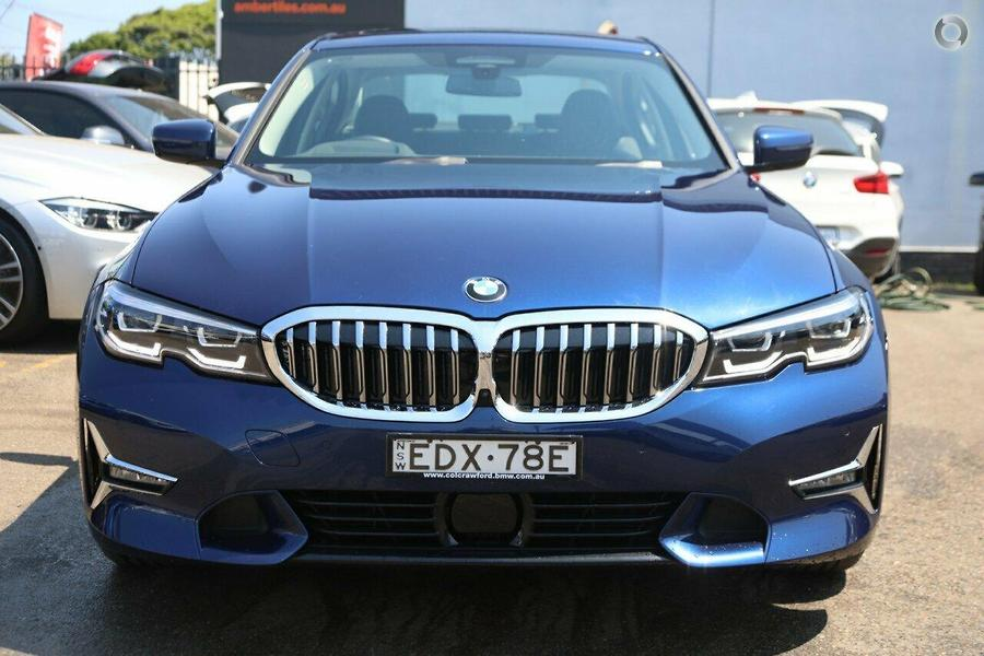 2019 BMW 330i Luxury Line