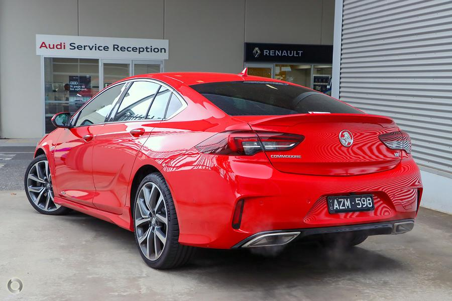 2018 Holden Commodore VXR ZB
