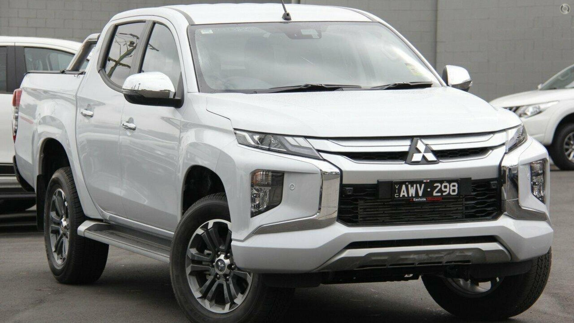 2018 Mitsubishi Triton MR