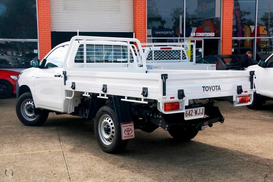 2015 Toyota Hilux SR KUN16R