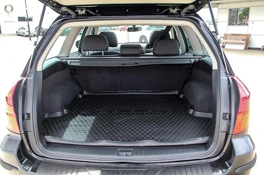 2005 Subaru Outback Safety Pack 3GEN