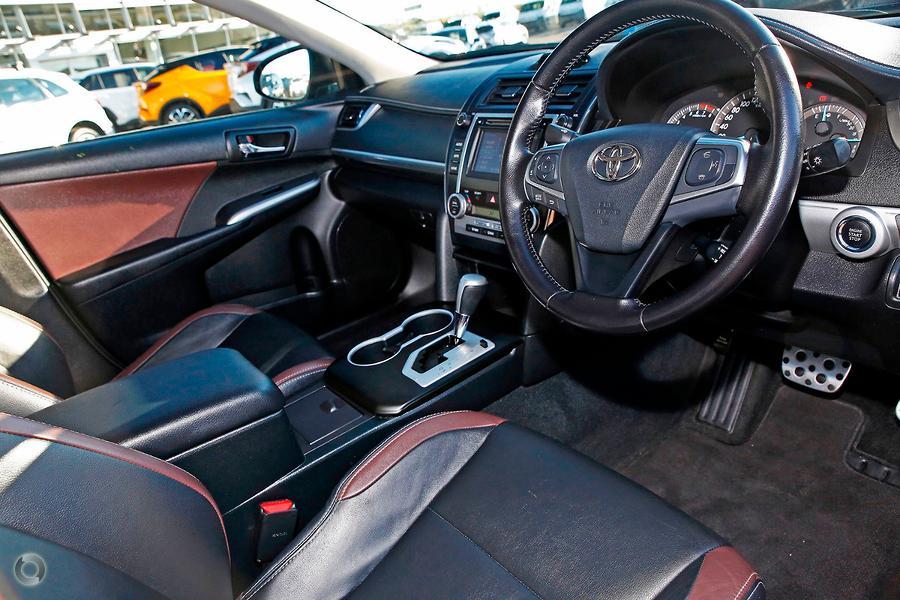 2015 Toyota Camry Atara SX ASV50R