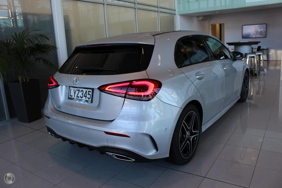 2019 Mercedes-Benz A 200 Hatch
