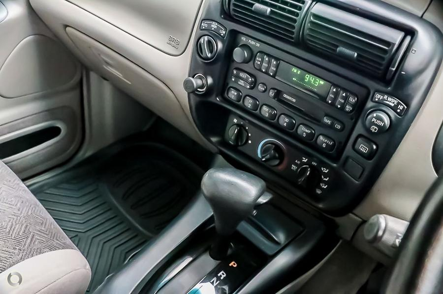 1999 Ford Explorer XLT UQ