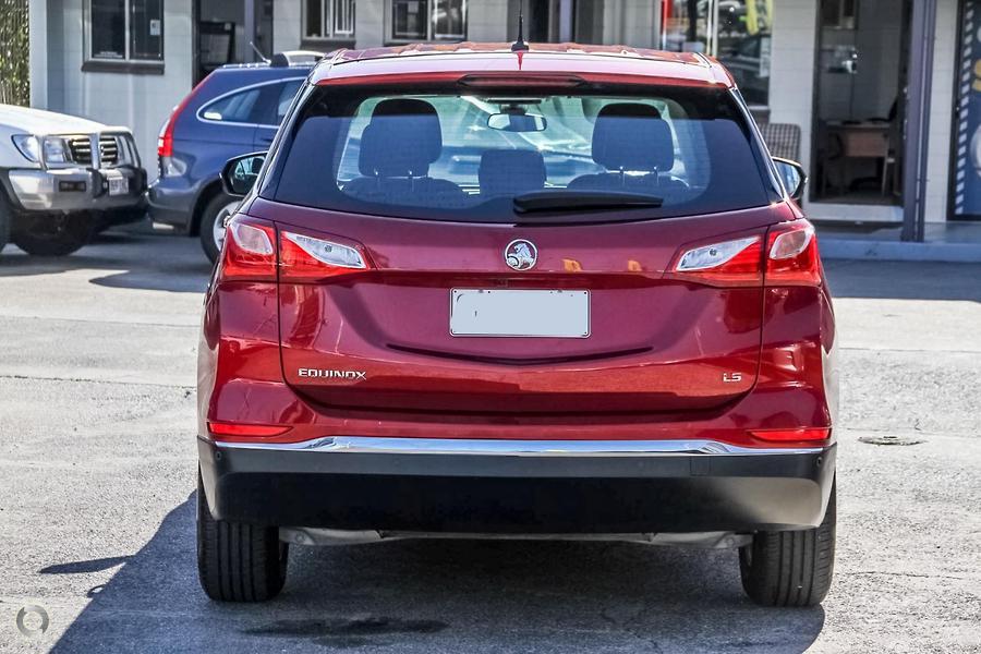 2018 Holden Equinox LS+ EQ