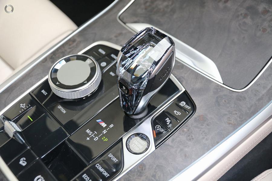 2018 BMW X7 M50d