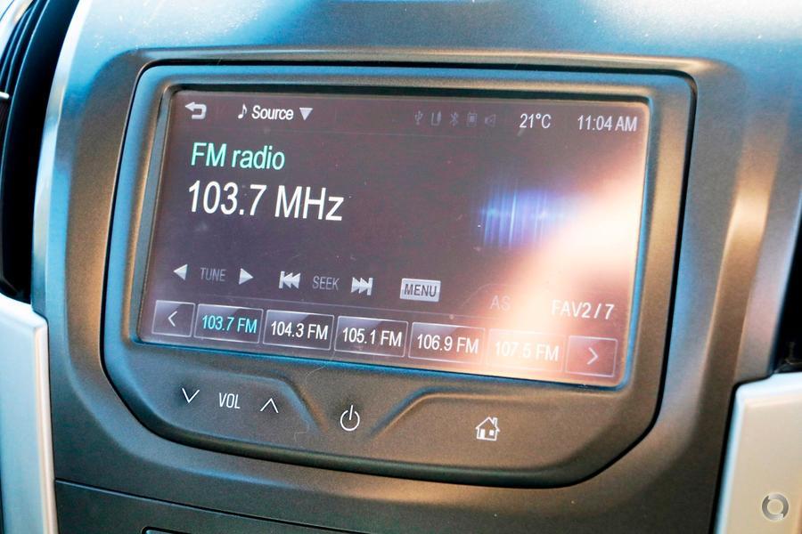 2015 Holden Colorado LS RG
