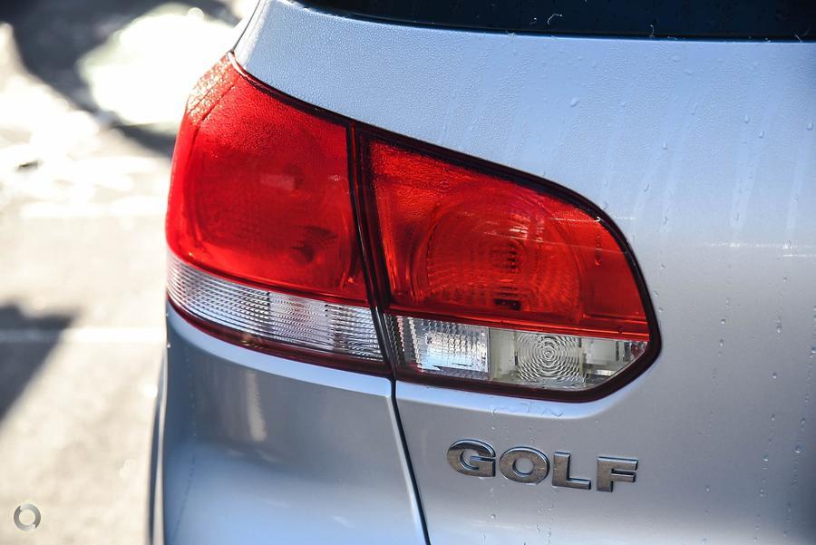 2010 Volkswagen Golf 103TDI Comfortline VI