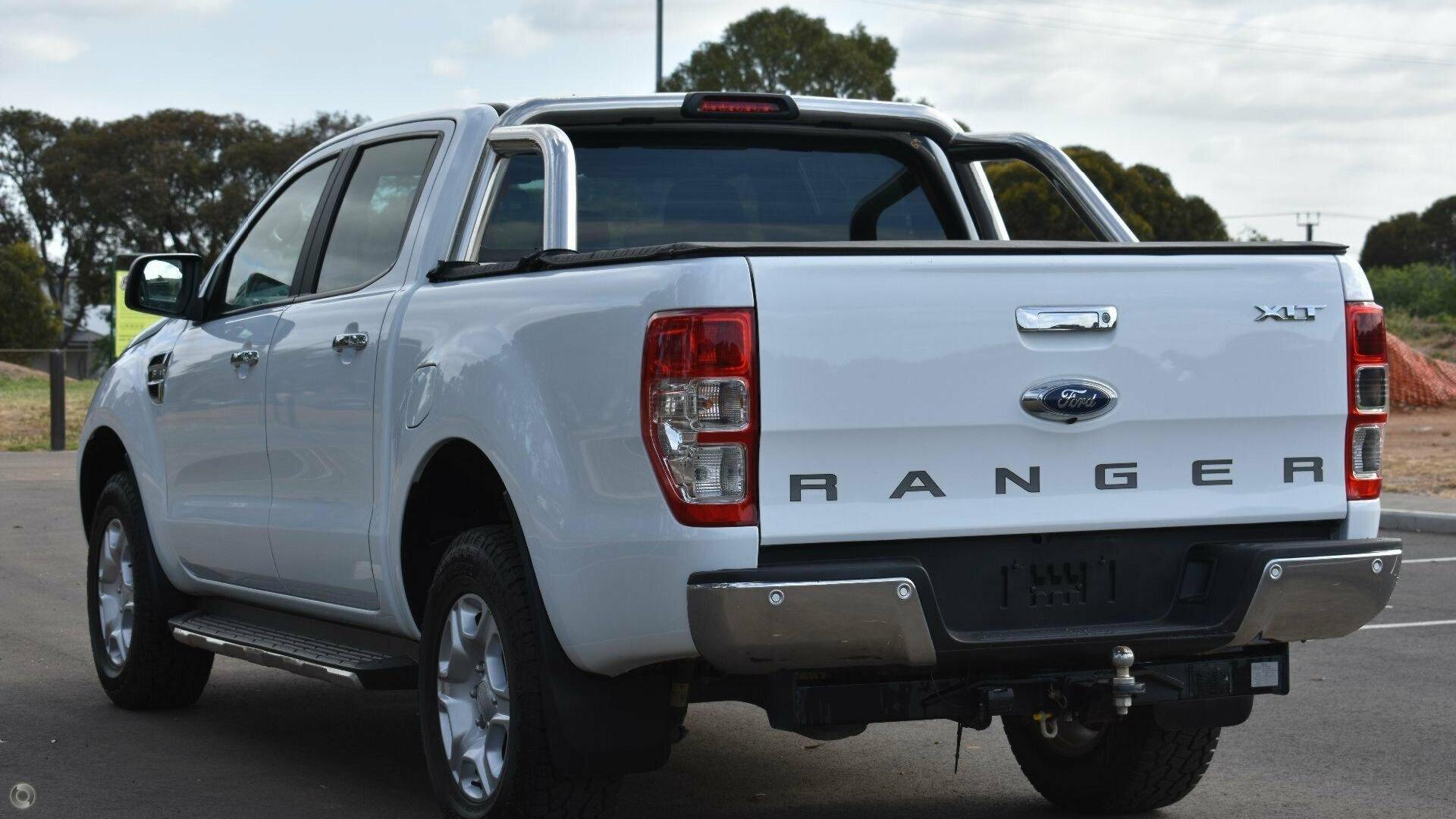 2017 Ford Ranger XLT Hi-Rider PX MkII