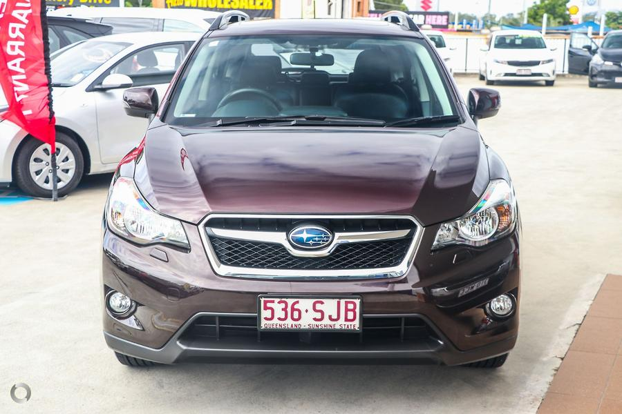 2011 Subaru XV 2.0i-S G4X