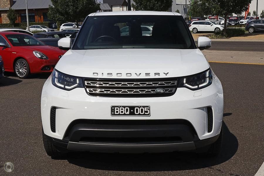 2019 Land Rover Discovery SD4 SE Series 5