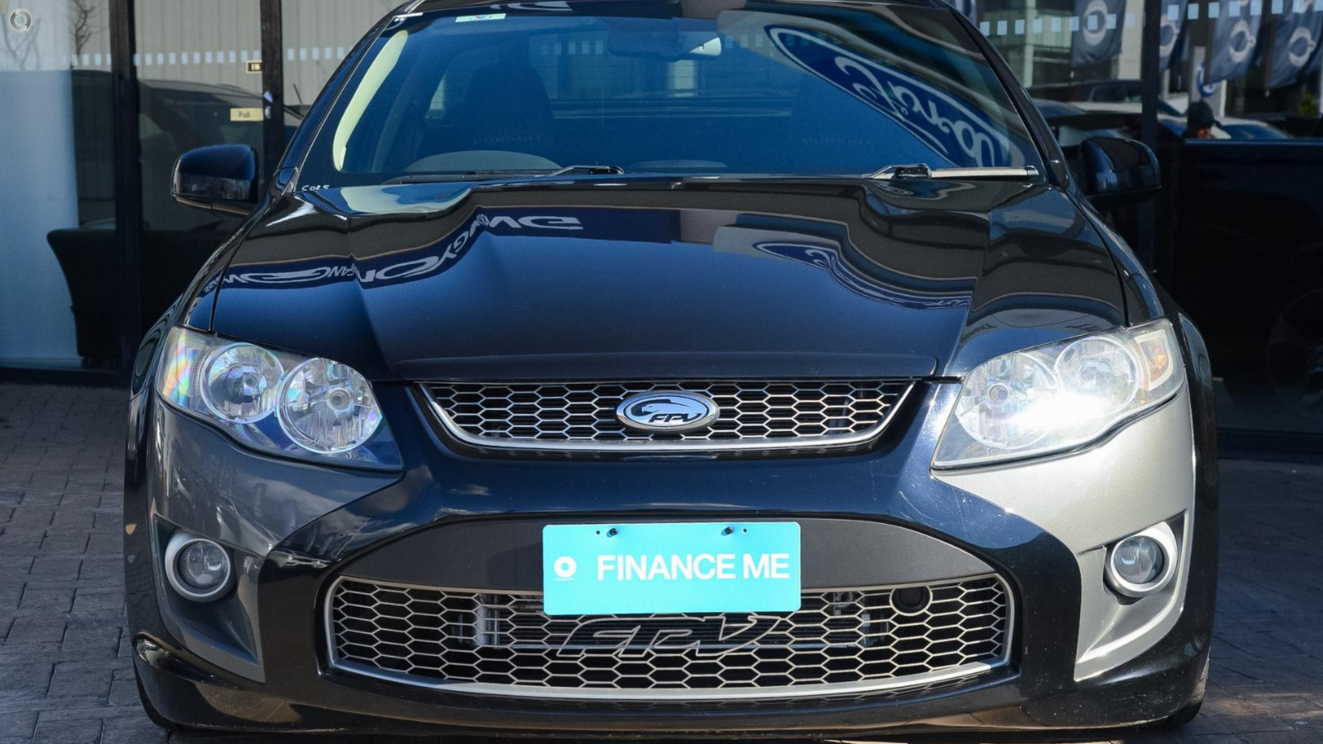 2010 Ford Performance Vehicles Super Pursuit  FG