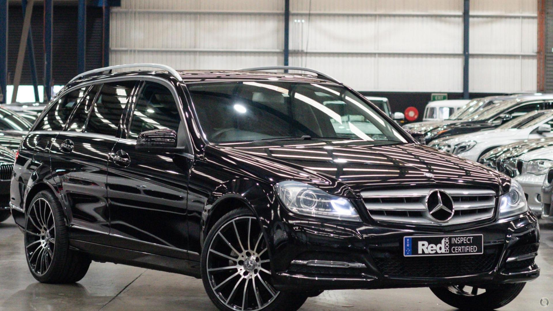 2013 Mercedes-Benz C-Class W204
