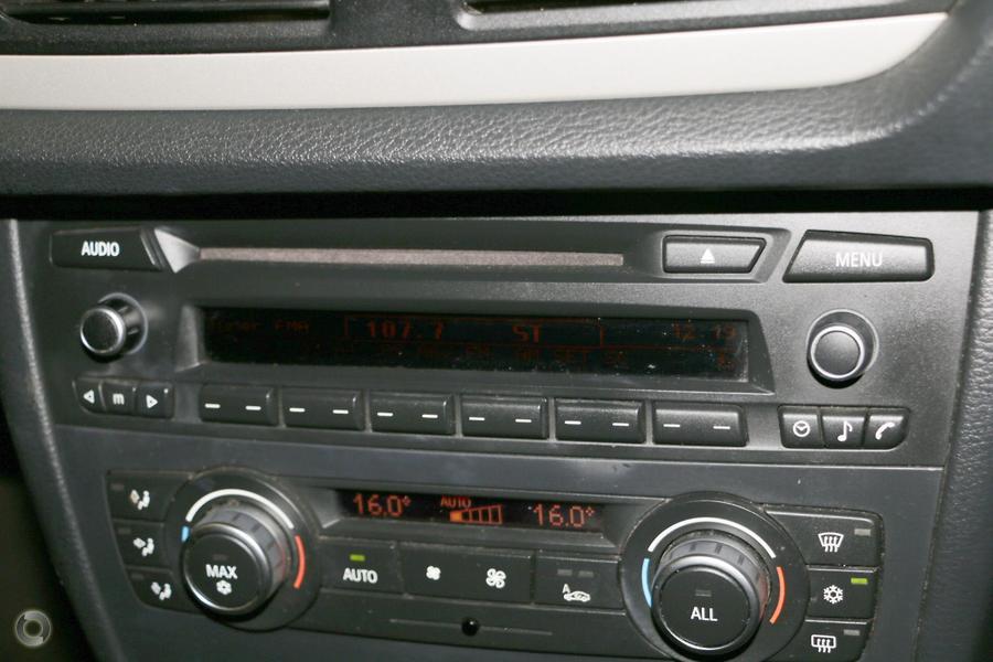 2010 BMW X1 sDrive18i E84