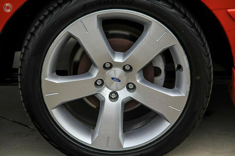 2005 Ford Falcon Ute XR8 Magnet BA Mk II