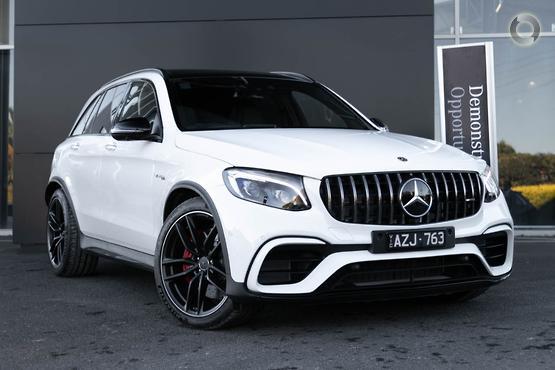 2018 Mercedes-Benz <br>GLC 63