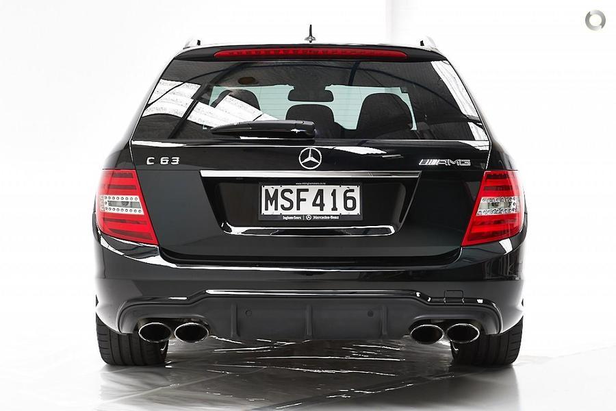2013 Mercedes-Benz C 63 Estate