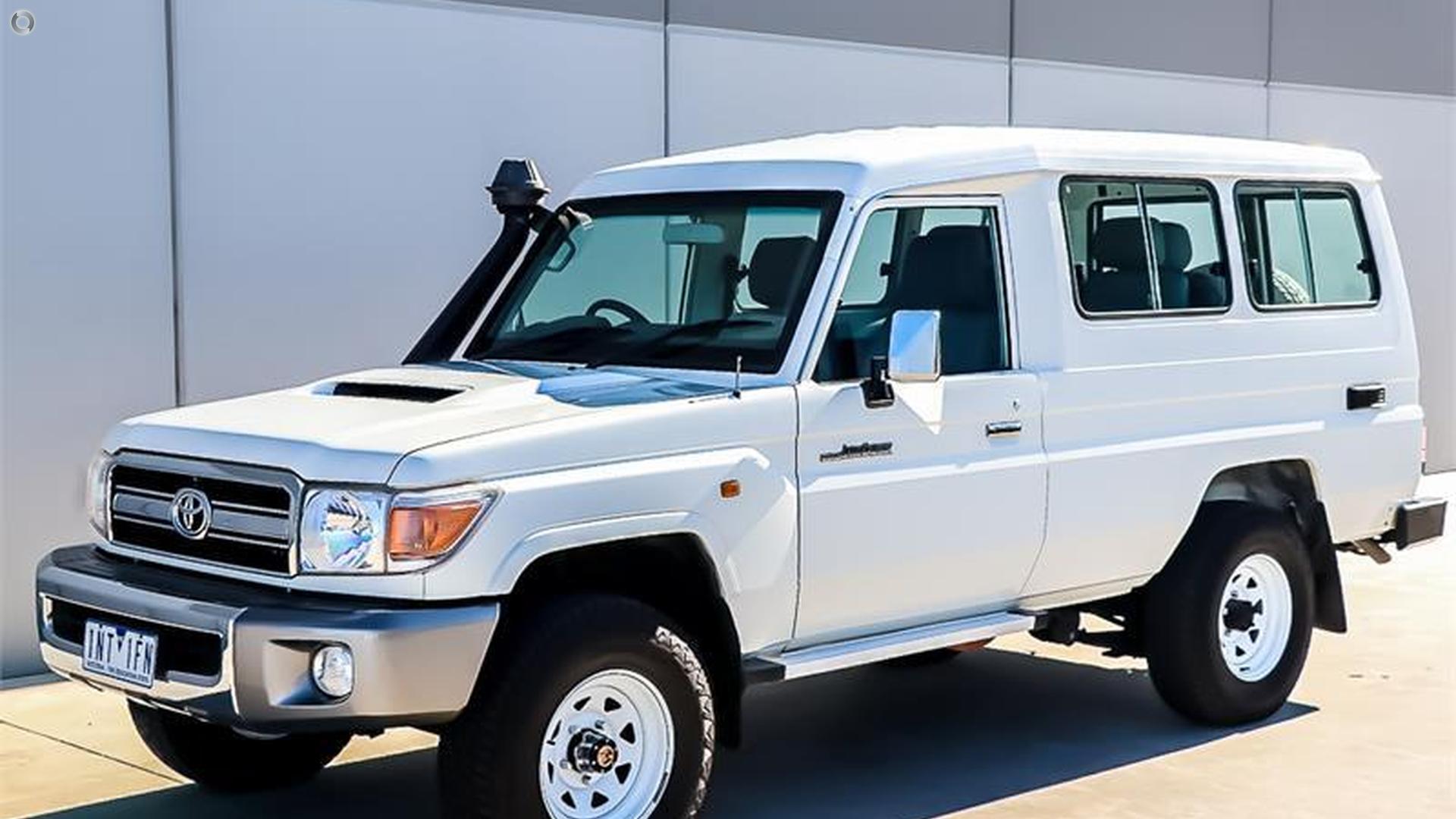 2014 Toyota Landcruiser VDJ78R