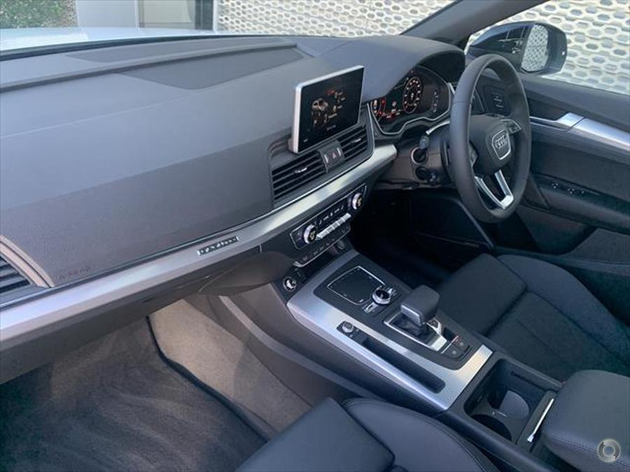 2019 Audi Q5 40 TDI sport FY
