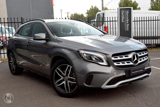 2017 Mercedes-Benz <br>GLA 180