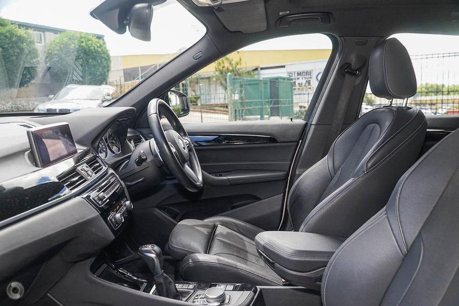 2017 BMW X1 xDrive25i