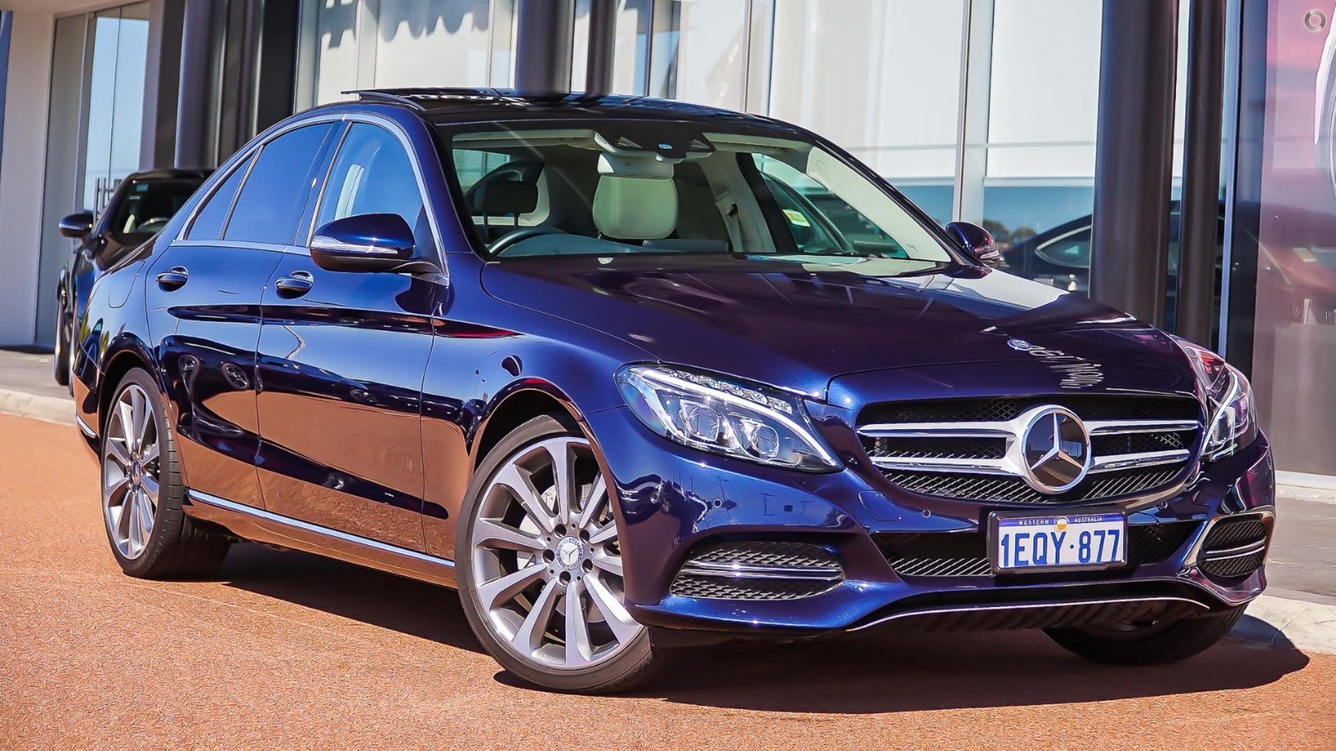 2014 Mercedes-Benz C-CLASS Sedan